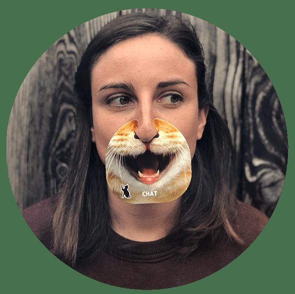 Margot du Quiz My Face