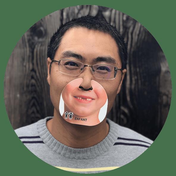 Phiphi du Quiz My Face
