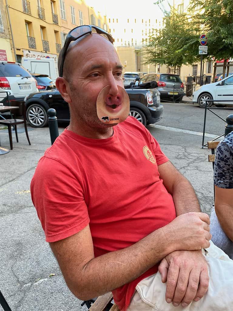 Communauté Quiz My Face Cochon