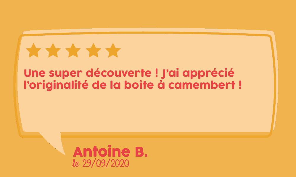 Avis Antoine