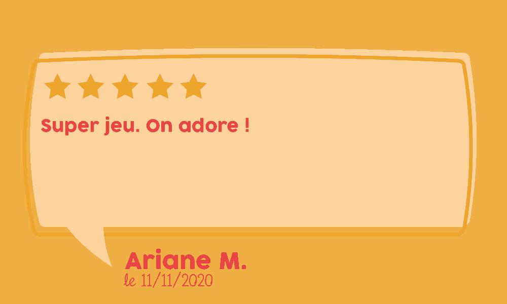 Avis Ariane