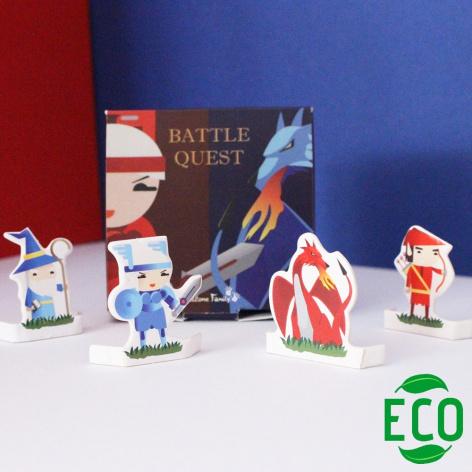 battle quest un jeu de guerre miniature